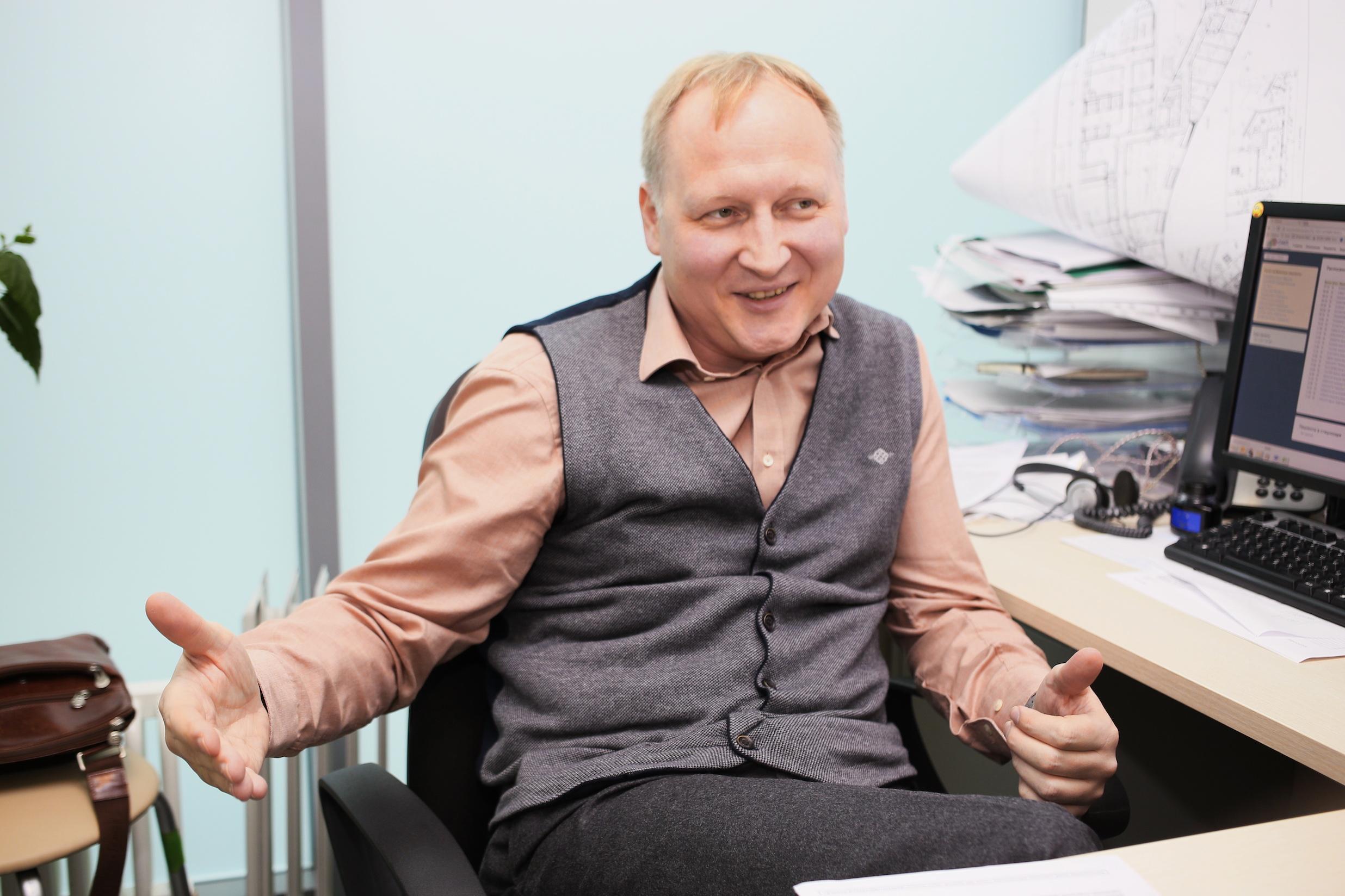 Николай Никитин, руководитель службы экстренной и неотложной помощи EMC