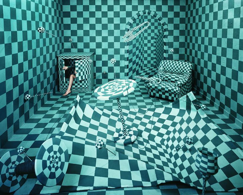 Джи Янг Ли. Комната страха. 2010