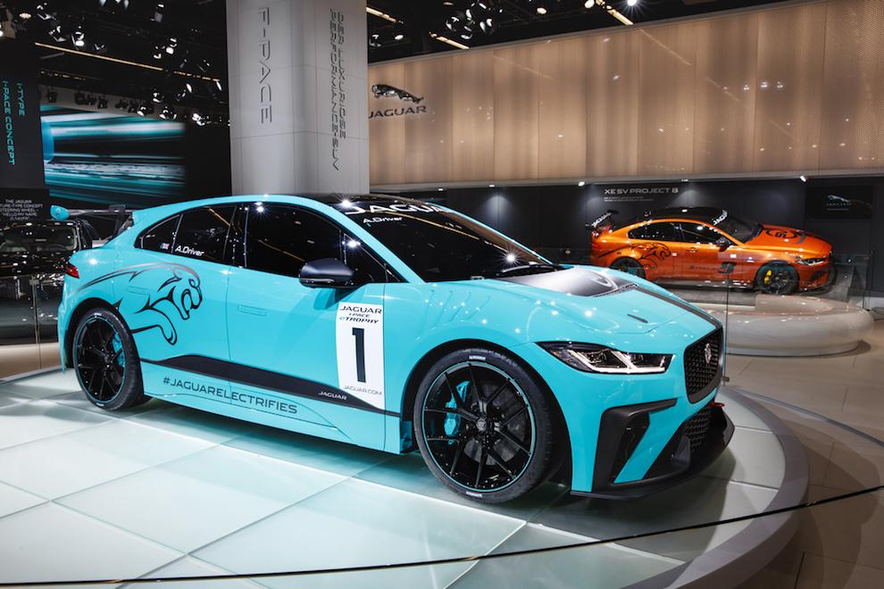 Новый Jaguar I-PACE