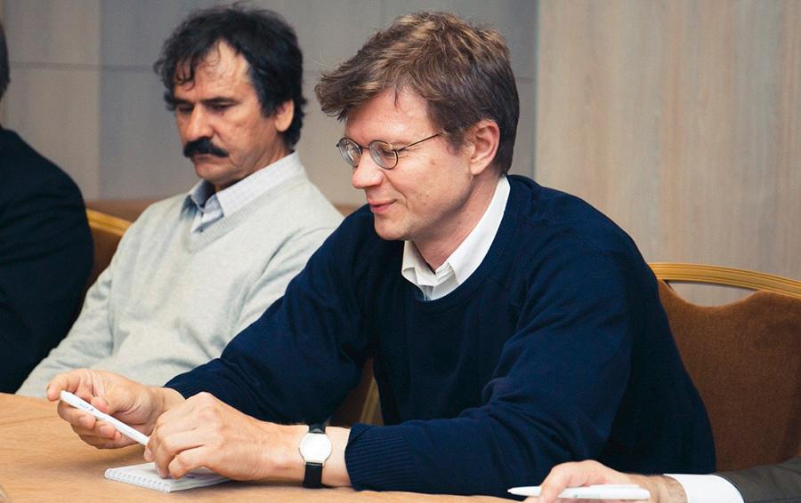 Михаил Лукин, физик из Гарварда и сооснователь Российского квантового центра.