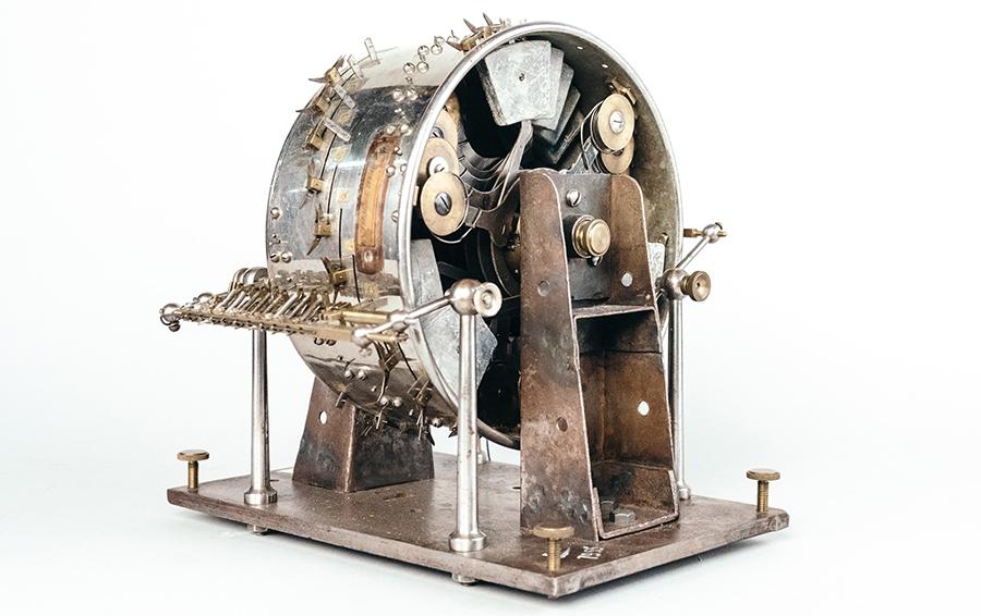 Модель рычажно-балансирного вечного двигателя МАЮМ