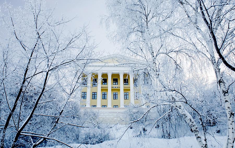 Центральный офис Пермской финансово-производственной группы занимает принадлежащий группе особняк в центре Перми