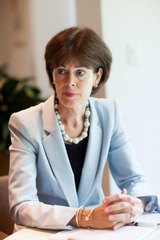 Рене Джонс-Бос (Фото предоставлено Посольством Королевства Нидерландов в РФ)