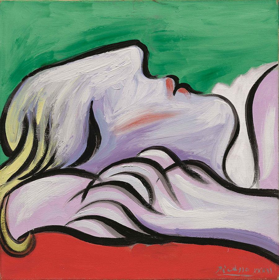 Пикассо «Отдых»
