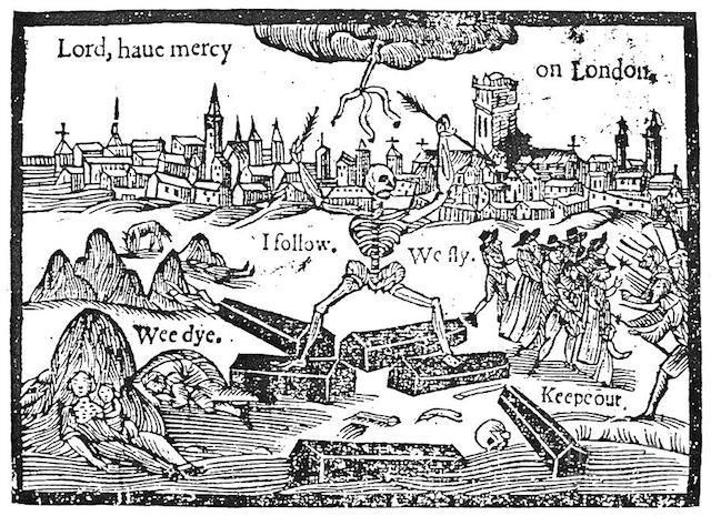 Эпидемия чумы в 1665 году забрала каждого четвертого жителя Лондона — повторится ли это в мире без антибиотиков? Сейчас уже появилась устойчивость к самым часто используемым препаратам, и даже антибиотики последнего поколения перестают работать. Кроме тог