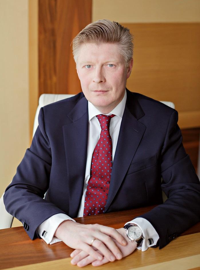 Роман Блинов. Источник: Международный финансовый центр