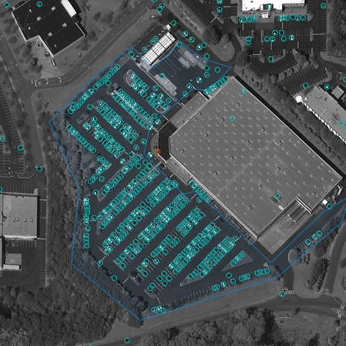 Алгоритм распознавания автомобилей на спутниковых снимках
