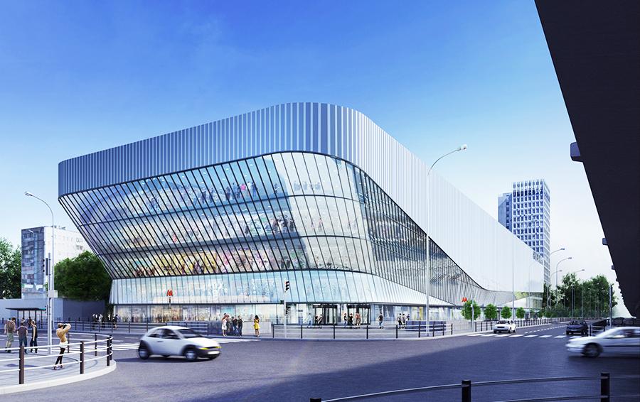 Проект Щелковского автовокзала