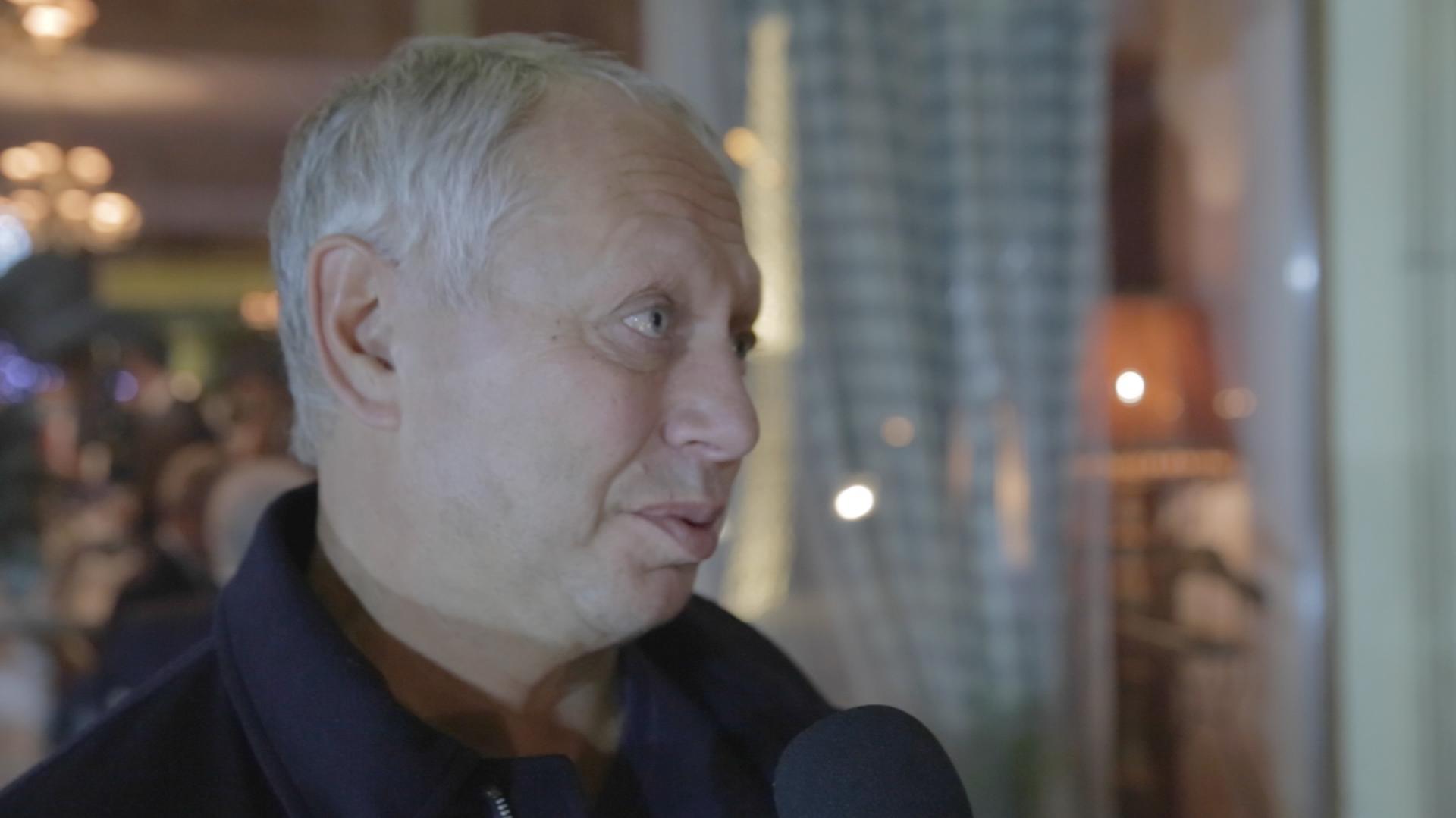 Георгий Генс, президент группы «Ланит» , №127 Forbes  $800 млн
