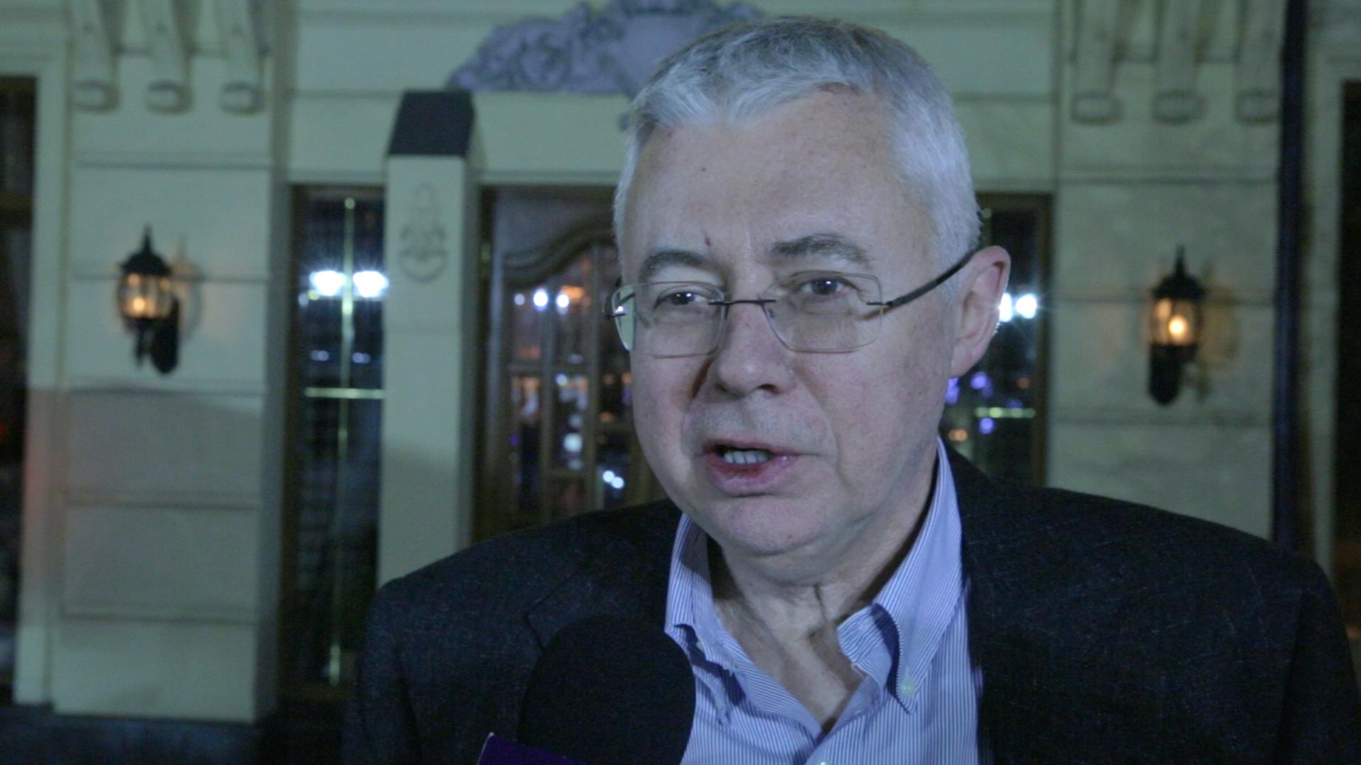 Игорь Малашенко, политолог и журналист