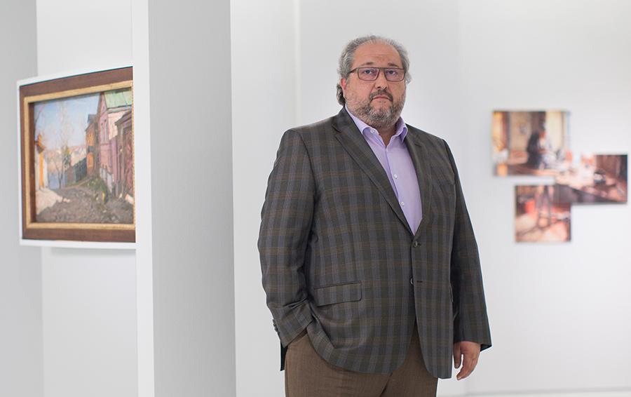 «Мы оцениваем коллекцию в $25-27 млн», — миллиардер Борис Минц о Музее русского импрессионизма