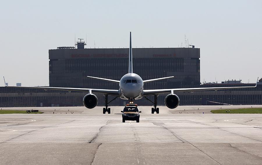 Шереметьево — один из самых «пунктуальных» аэропортов мира