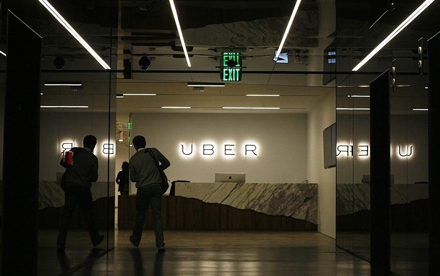 Цена шпионажа. Alphabet решил вложить в главного конкурента Uber $1 млрд