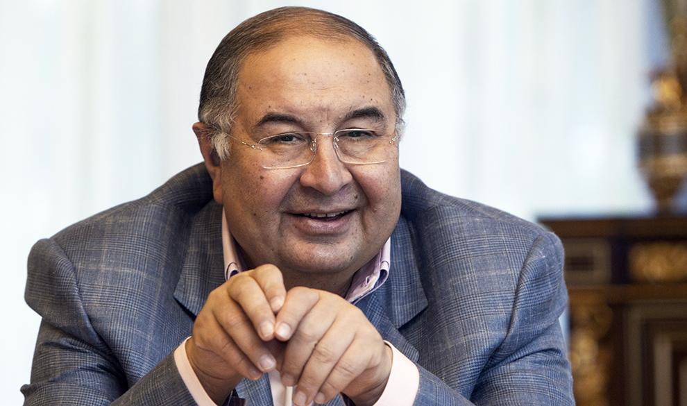 Президент Италии наградил миллиардера Усманова орденом «За заслуги»