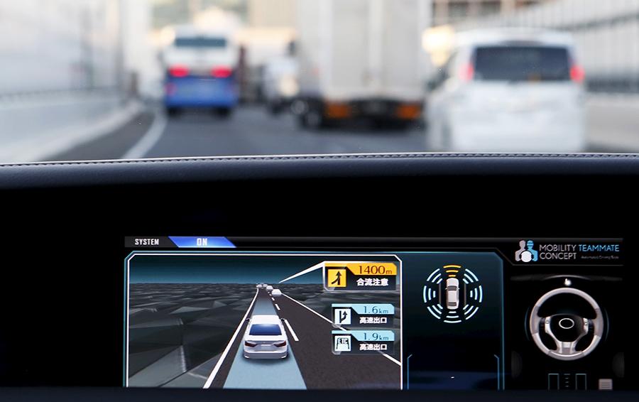 Полный вперед. Кто будет конкурировать за рынок беспилотных автомобилей