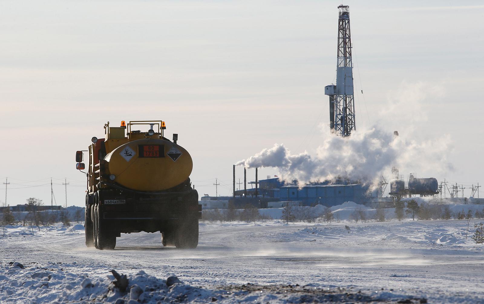 Нефть под санкциями: как Россия лишается будущего