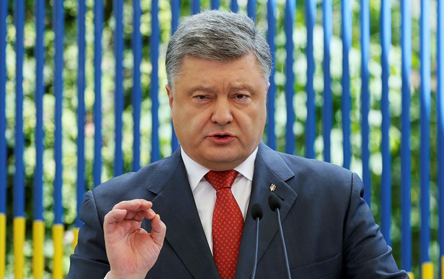 Минус $2 млрд: Порошенко назвал «Северный поток 2» местью Украине