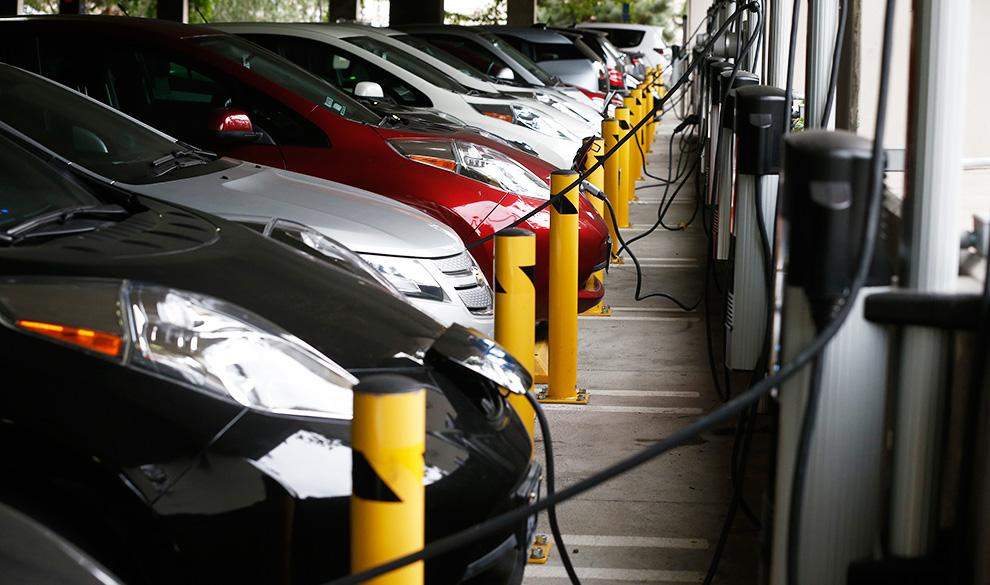 Электромобили: будущее уже здесь