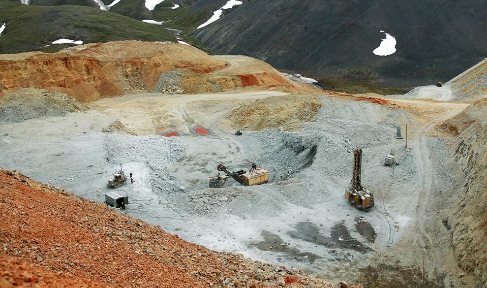 СП «Ростеха» и «Полюса» получит крупнейшее месторождение золота в России