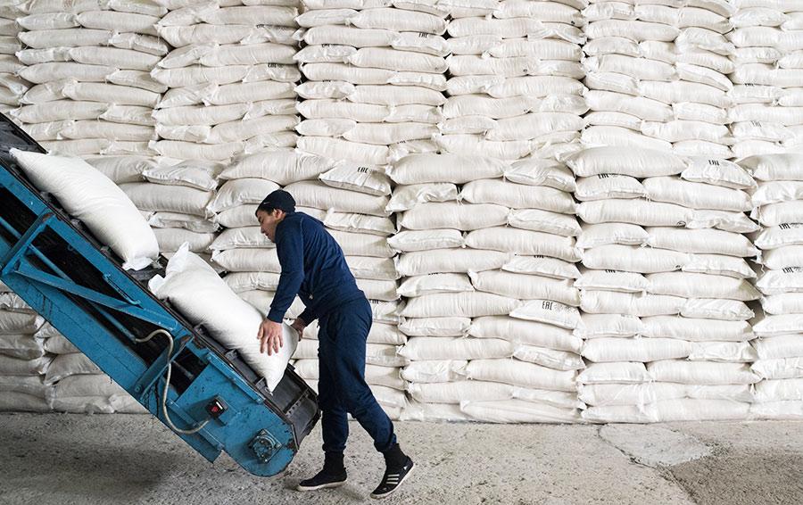 Сладкая война: Минсельхоз предложил запретить ввоз сахара из Белоруссии и Казахстана