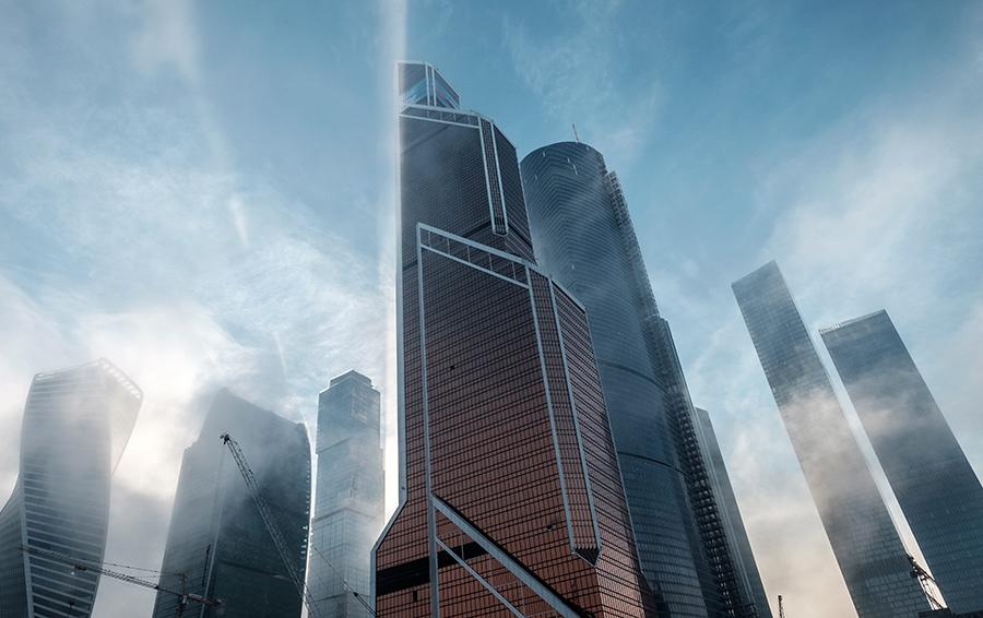 Минимизация затрат: четыре министерства попросились у Медведева в Москва-Сити