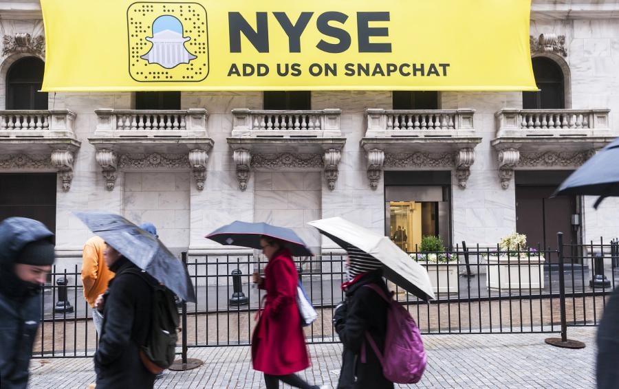 Миллиардер Керимов вложился в акции Snapchat до выхода компании на IPO
