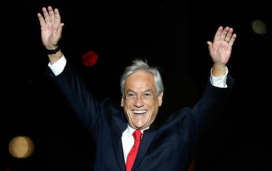 Президент-миллиардер. Себастьян Пиньера второй раз победил на выборах в Чили