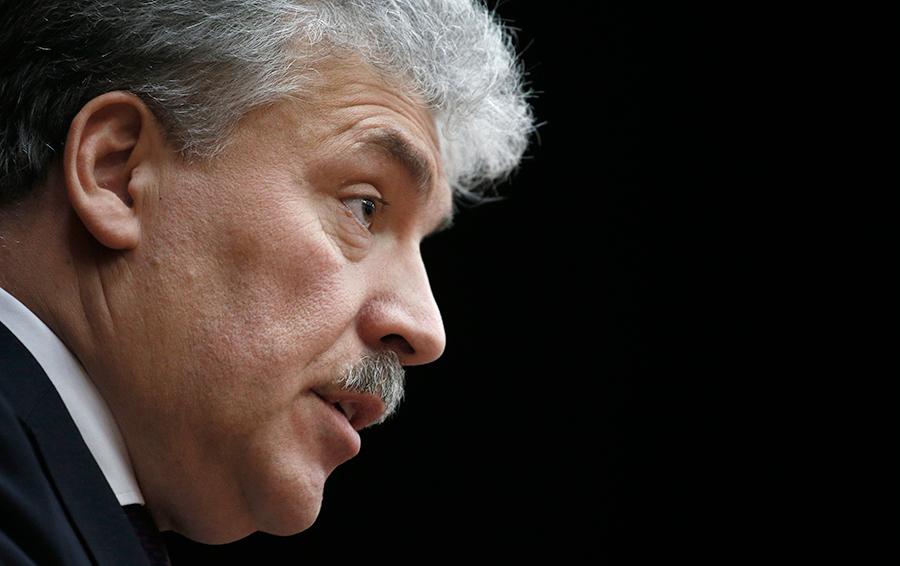 Директор совхоза. Сможет ли кандидат от КПРФ защитить интересы бизнеса
