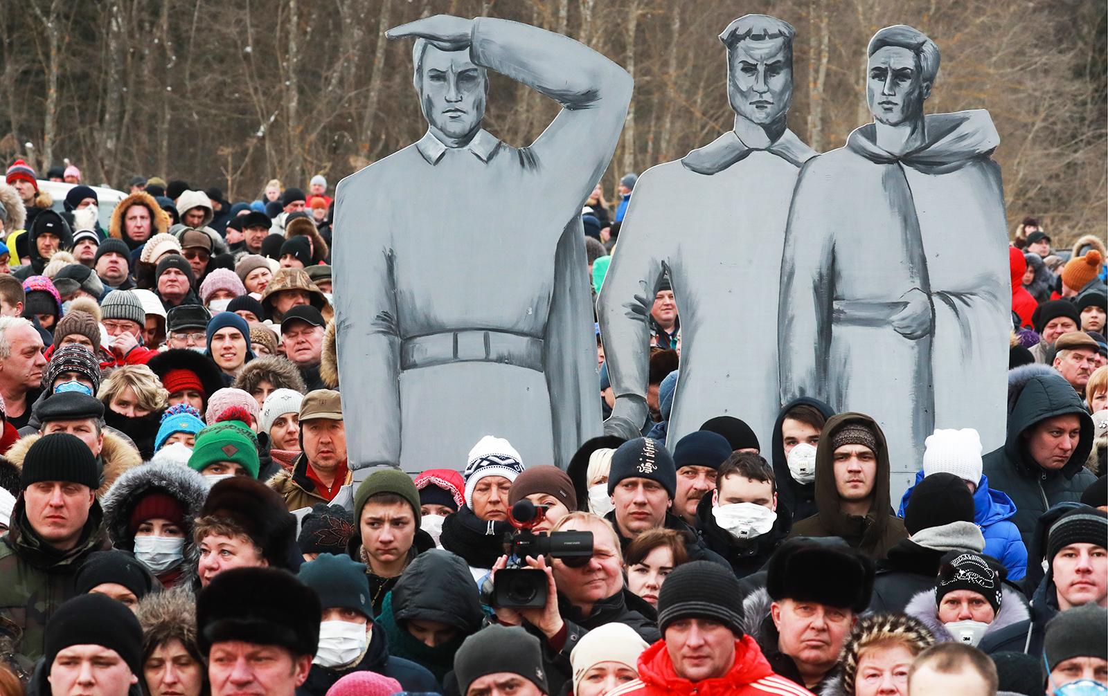 Русский бунт: жители Волоколамска бросают вызов власти