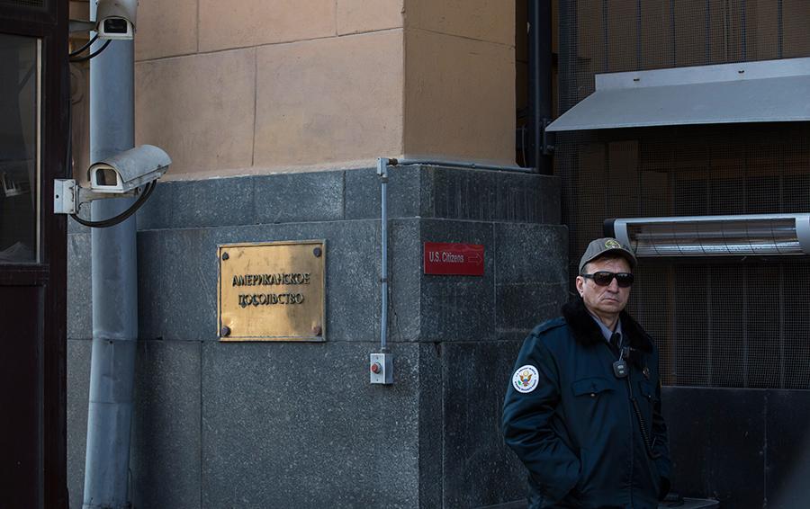 Война санкций: Москва лишила посольство США дачи в Серебряном бору