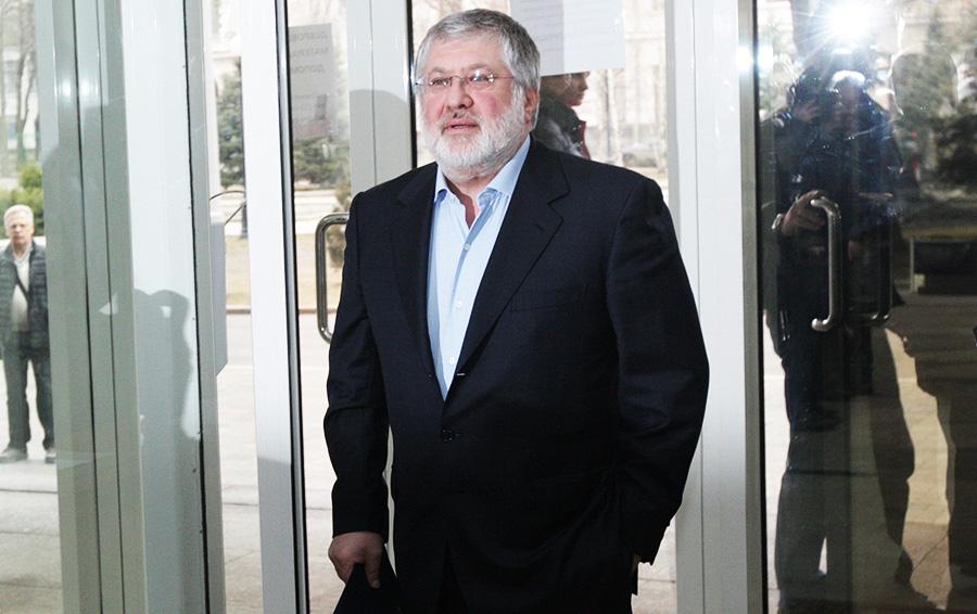 Суд Лондона арестовал активы украинских миллиардеров Коломойского и Боголюбова