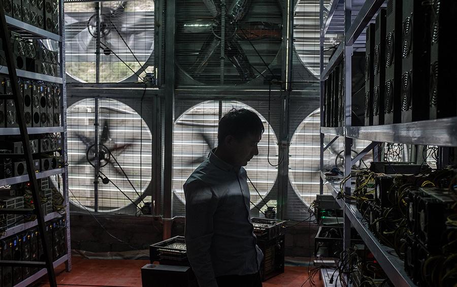 В России впервые купили электростанцию для майнинга криптовалют
