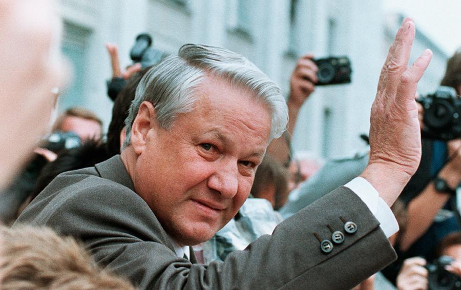 Ельцин: 10лет после кончины— откакого наследствамы (не) отказываемся