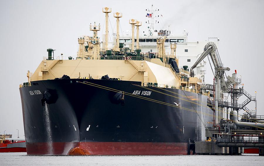 Американская угроза: производители газа из США устремились на рынки «Газпрома»
