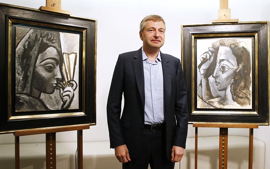Дмитрий Рыболовлев не смог продать полотно Эль-Греко со скидкой 88%