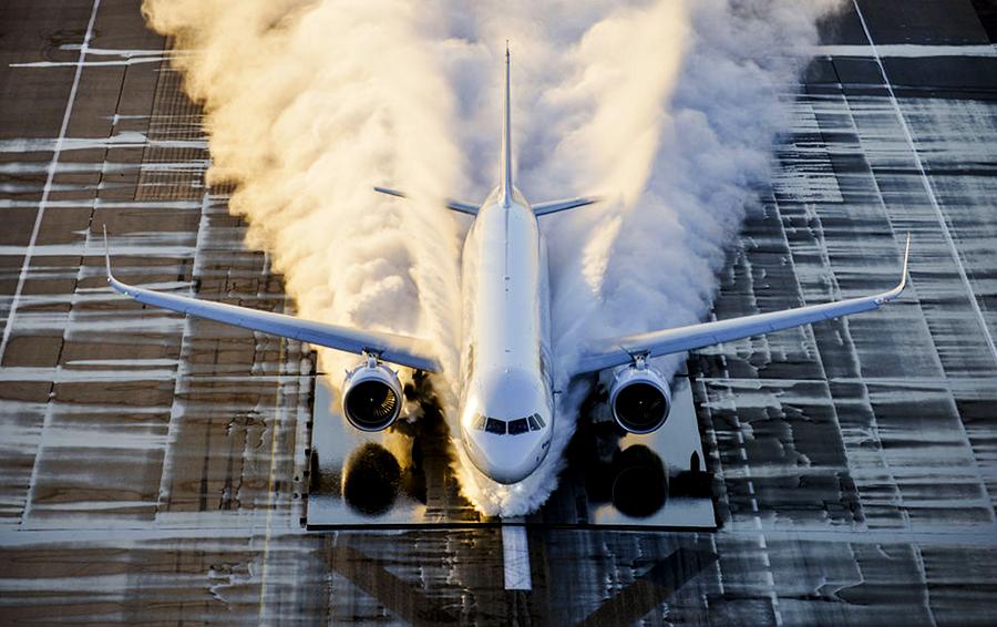 Длиннее и дальше: как полетит гражданская авиация. Показывает Ле-Бурже