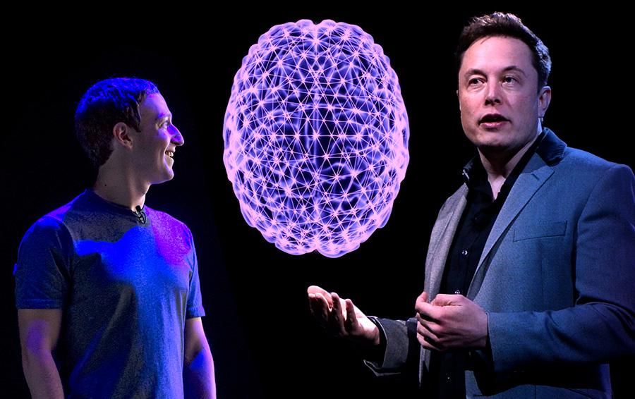 Маск против Цукерберга: искусственный интеллект — угроза или спасение?