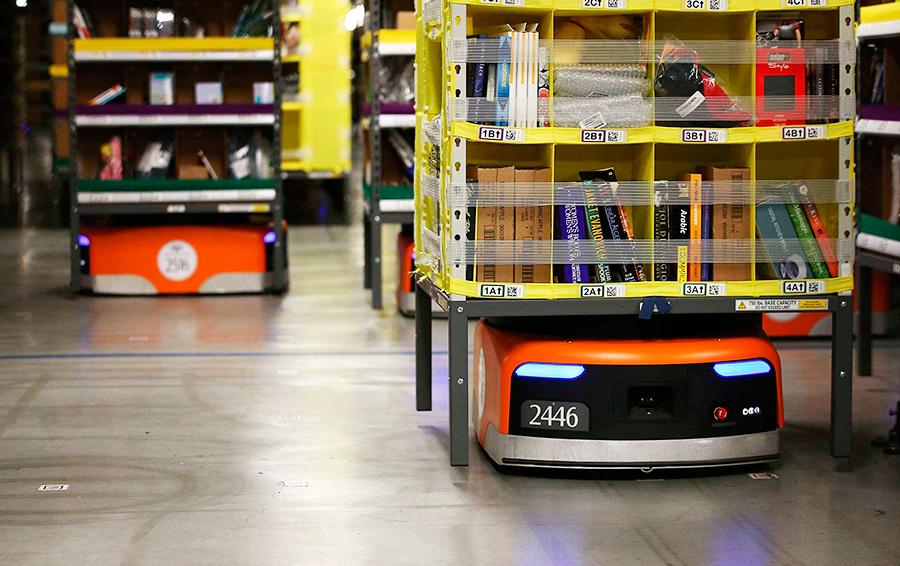 Робот на разборке: почему склад без людей сегодня на самом деле никому не нужен