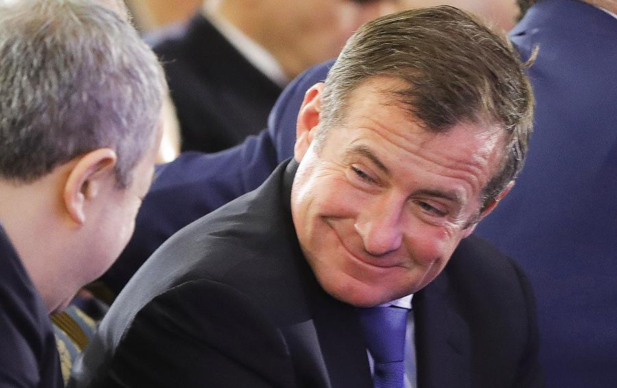 Березкин подтвердил Forbes подачу в ФАС ходатайства о покупке акций РБК