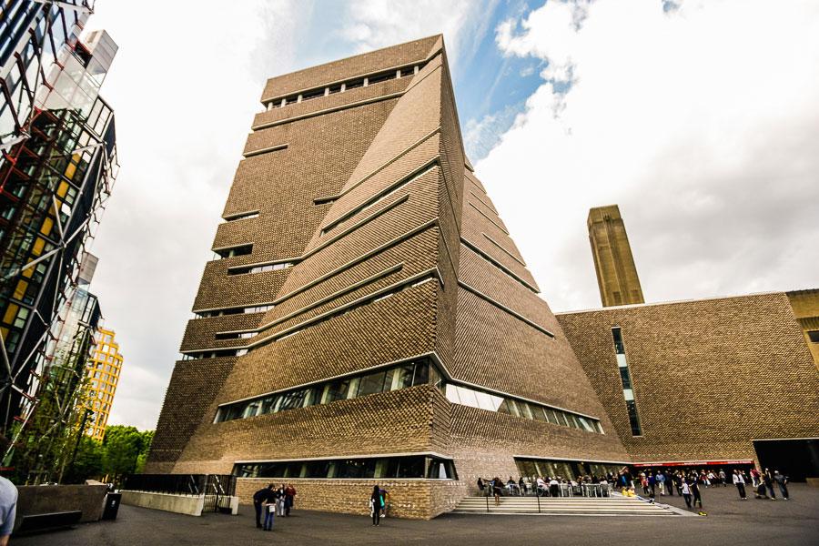 Галерея Tate переименовала здание в честь миллиардера Блаватника