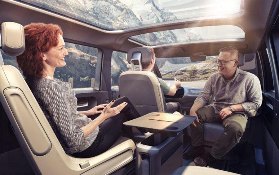 Машина как услуга. Как развитие беспилотных автомобилей меняет индустрию