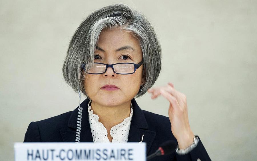 Оппозиции вопреки: впервые в 70-летней истории МИД Южной Кореи возглавила женщина