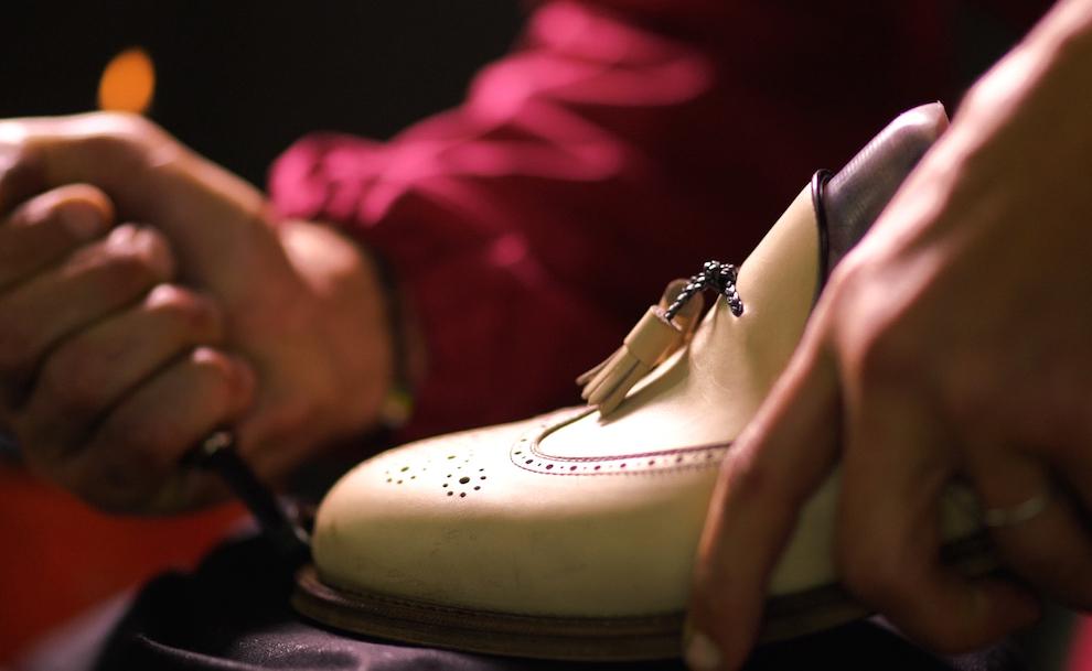 В надежных руках: как англичанин научил итальянцев обувь шить