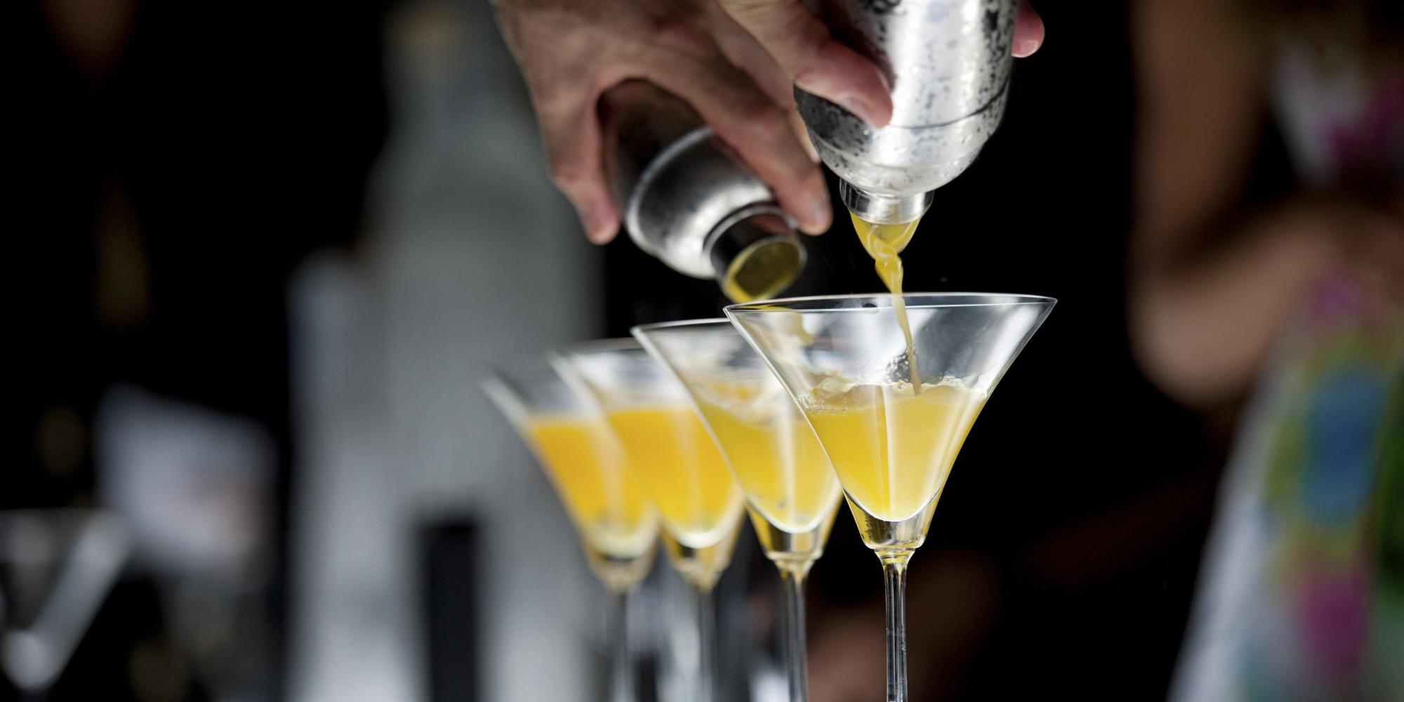 Посольство напитков. «К хорошему бармену идут стильные люди»