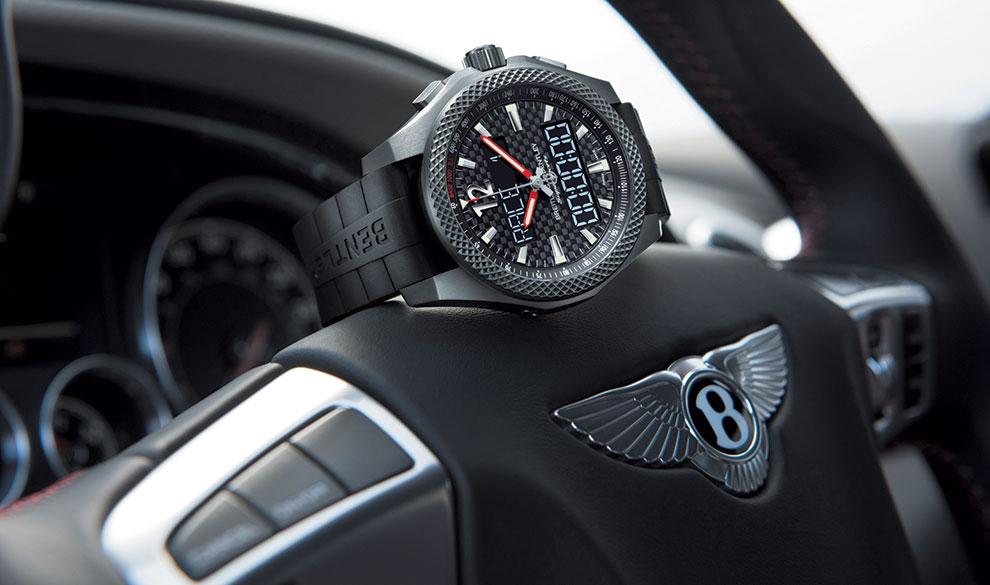 Неделя потребления: новый бутик Rolex, рекорд Omega и хронограф Breitling для Bentley