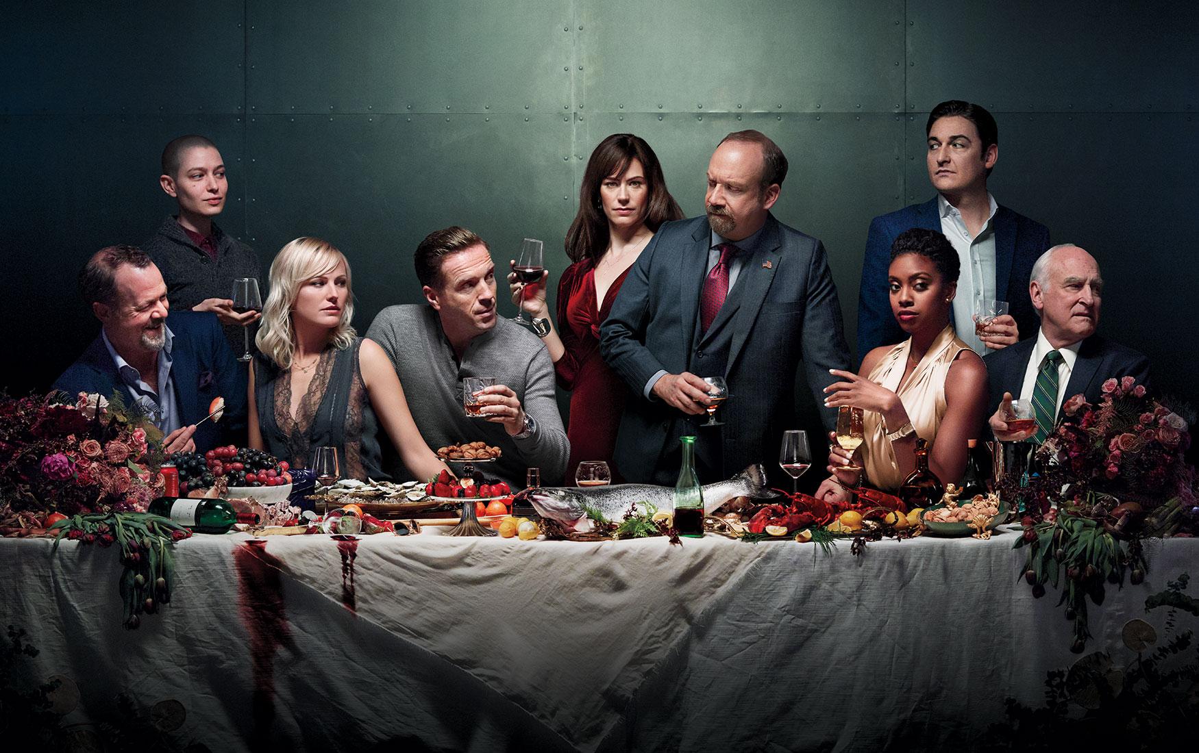 Forbes покажет первый эпизод нового сезона сериала «Миллиарды»