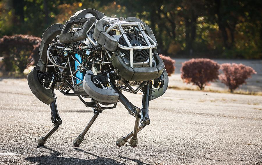 Японская SoftBank купила у Alphabet производителя роботов Boston Dynamic