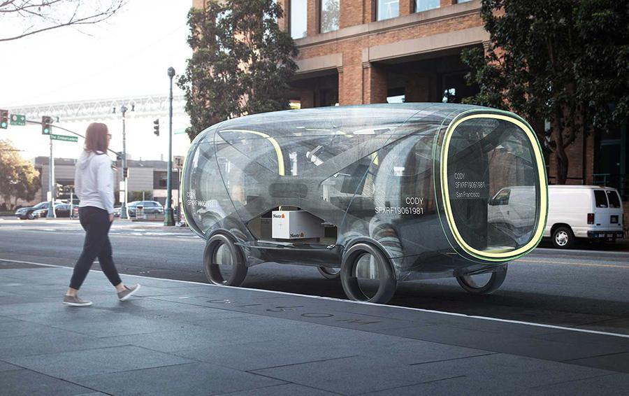 Что будет, когда беспилотные автомобили будут повсюду?