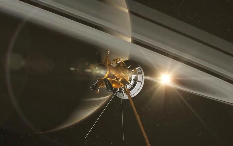 20 лет в космосе: реквием по «Кассини»
