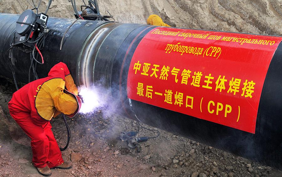 Энергетика отношений: Китай не может найти в России ничего, кроме сырья